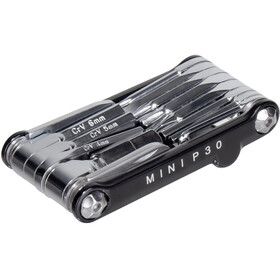 Topeak Mini P30 Multiutensile, black